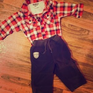 Classy Lumberjack Outfit
